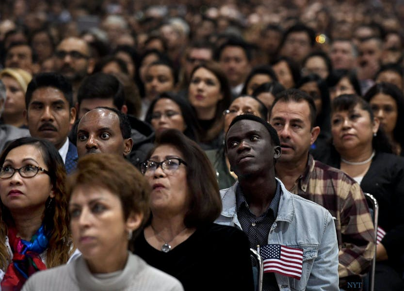 Should undocumented immigrants be allowed to vote?