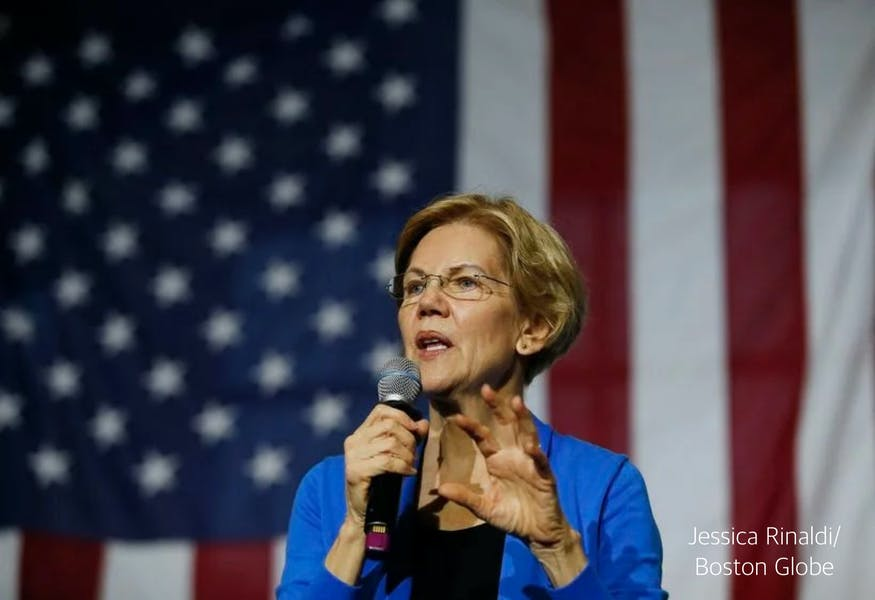 Is Sen. Warren right to propose wealth tax on Americans worth over 50 million?