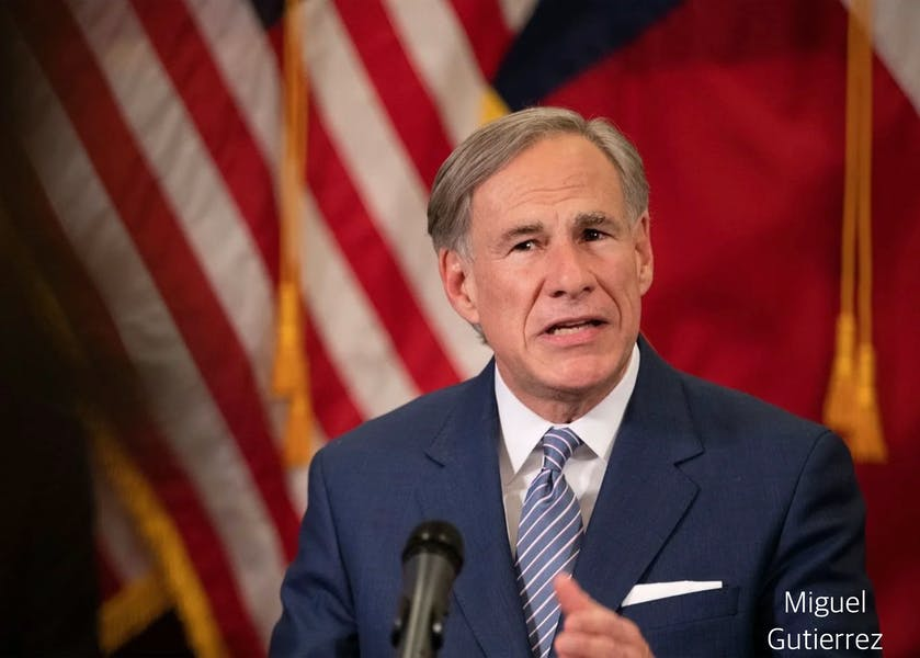 Is Gov. Abbott right to reopen Texas and end mask mandate?