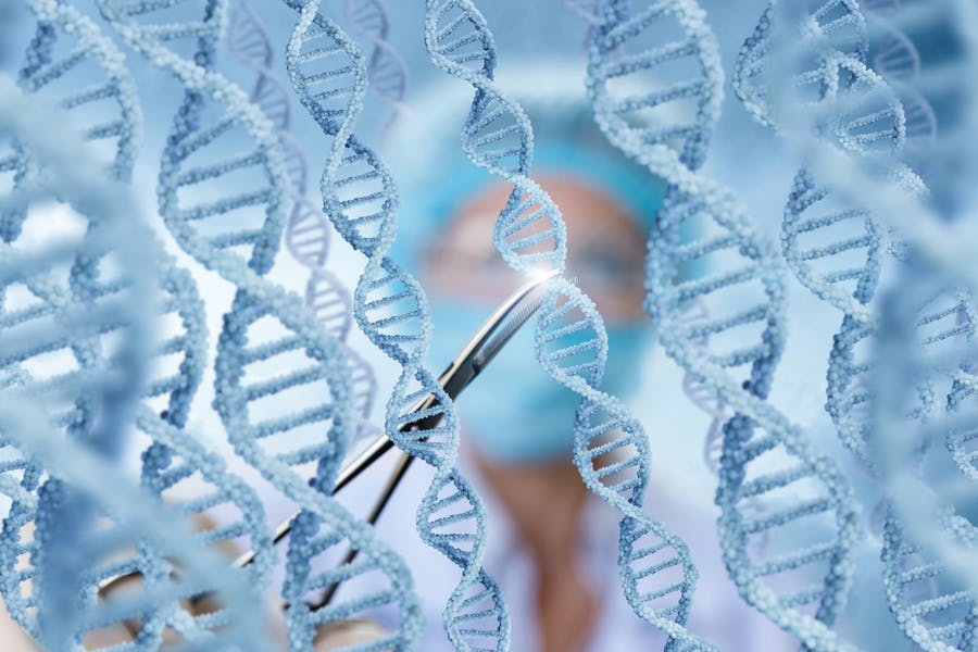 Is gene-editing ethical?