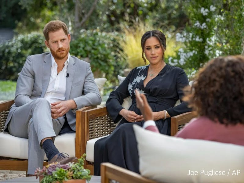 Is Piers Morgan right that Meghan Markle's Oprah interview was 'spectacularly self-serving'?