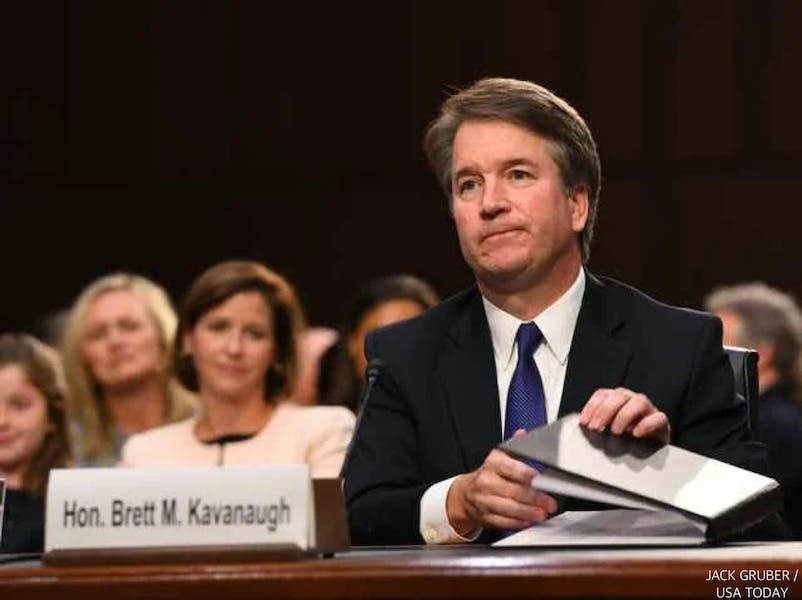 Is Sen. Sheldon Whitehouse right to request AG investigate 2018 FBI review of Kavanaugh?