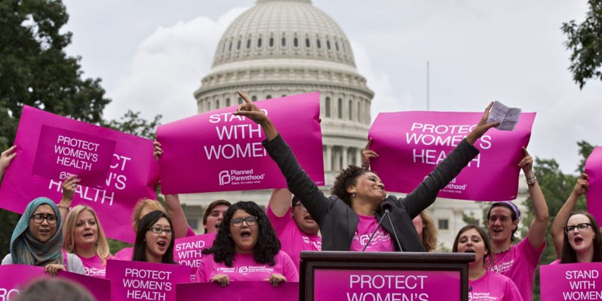 Should taxpayer money support Planned Parenthood?