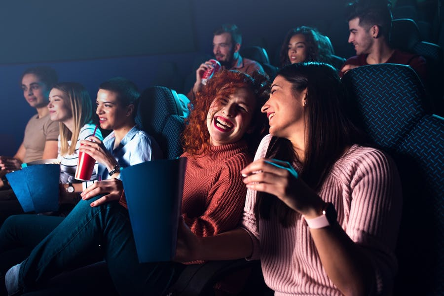 Is it better to watch movies in a theater or at home?