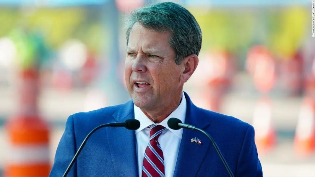 "Is GA Gov. Kemp right Biden was 'lying' about voter bill?"""