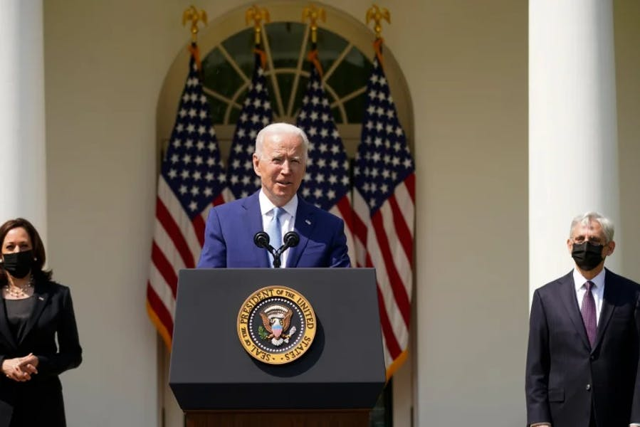 Is Biden right gun violence is a 'public health crisis'?