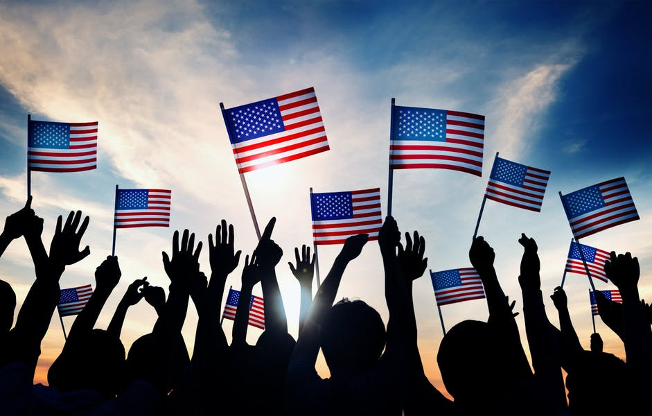 Is the United States the greatest country in the world?
