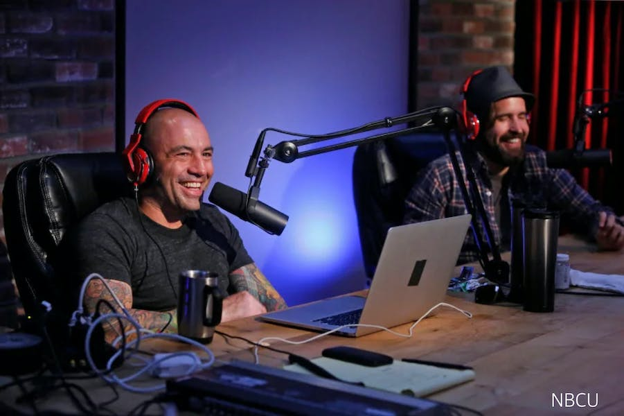 Is Joe Rogan wrong that young, healthy people don't need COVID vaccine?