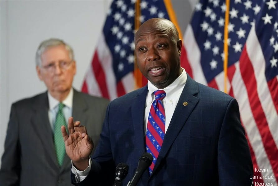 Is Sen. Scott right 'America is not a racist country?'