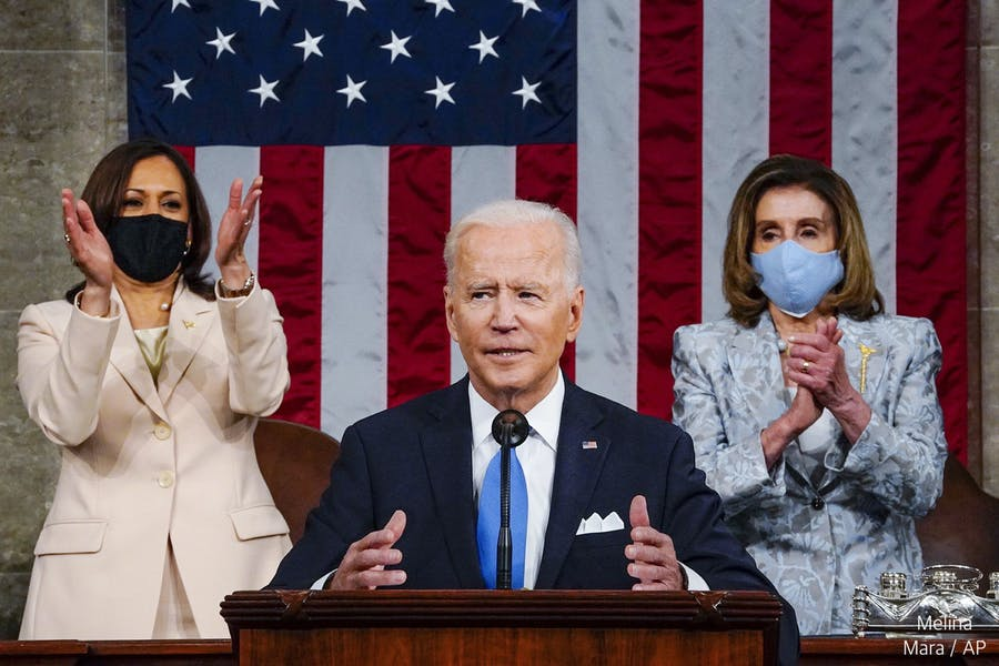 Is Biden right that 'We the People' includes the government?