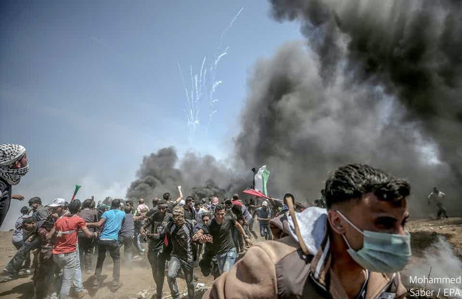 Should the US choose a side in the Israeli-Palestinian conflict?