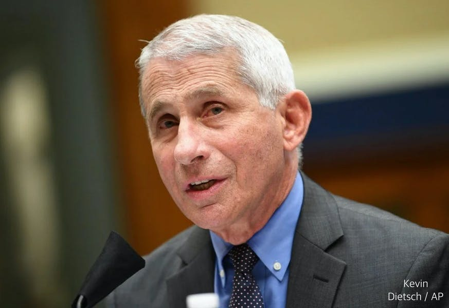 Is Fauci right pandemic exposed 'undeniable effects of racism'?