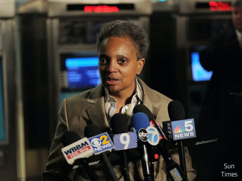 Is Mayor Lightfoot right to only grant interviews to journalists of color?