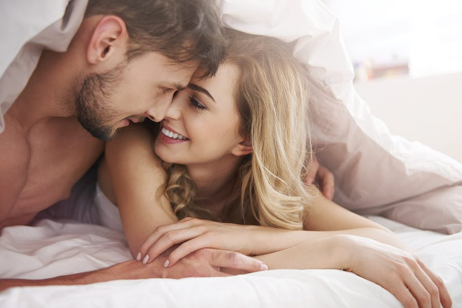 Is sex more important for men?