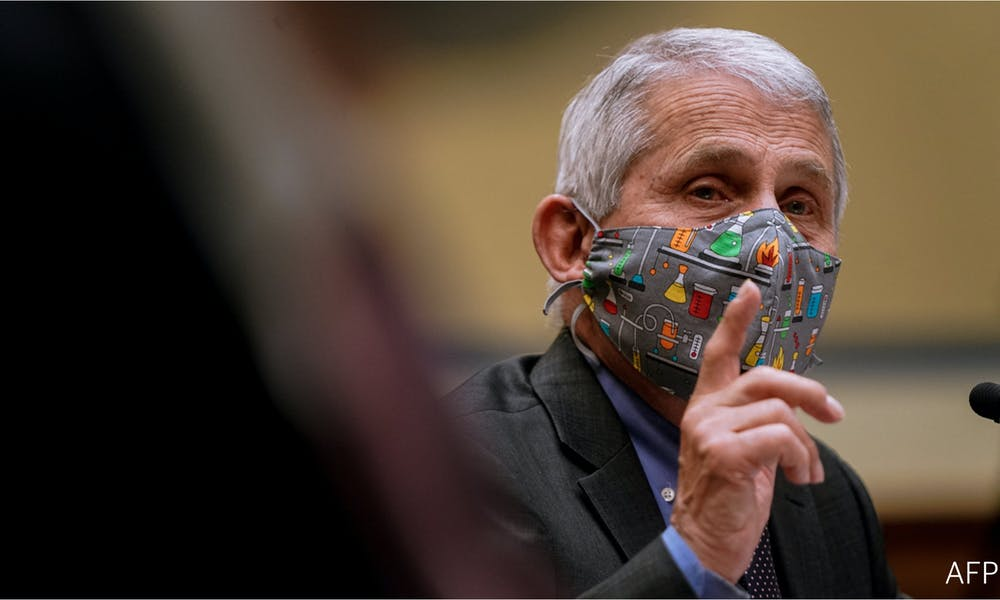 Is Chinese media right to accuse Fauci of 'fanning a huge lie against China?'