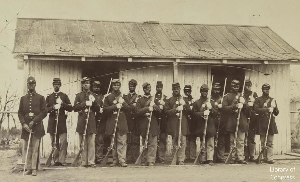 Is historian right Second Amendment about 'anti-Blackness'?
