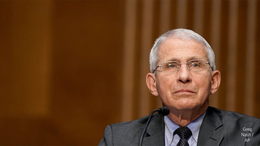 Is Fauci right his COVID email 'misconstrued'?