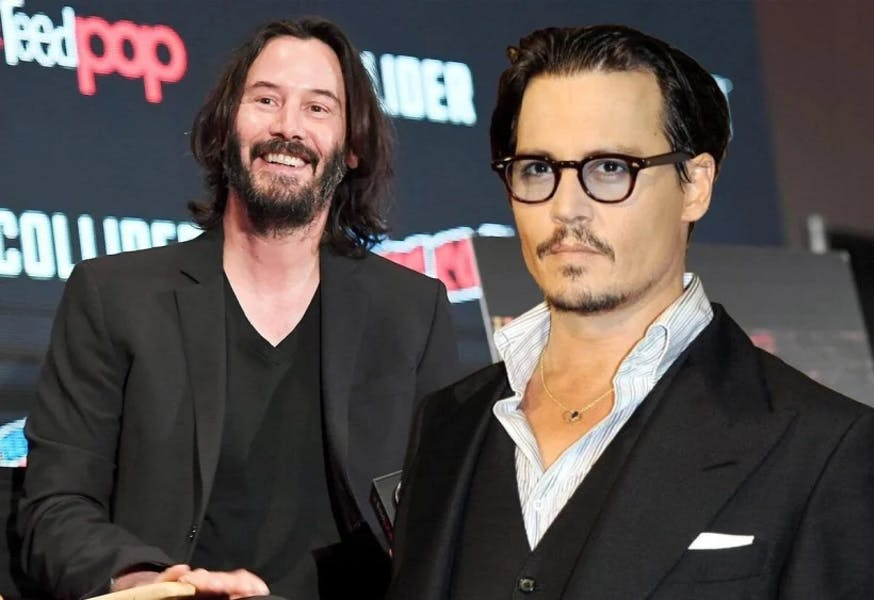 Who's a better actor: Johnny Depp or Keanu Reeves?