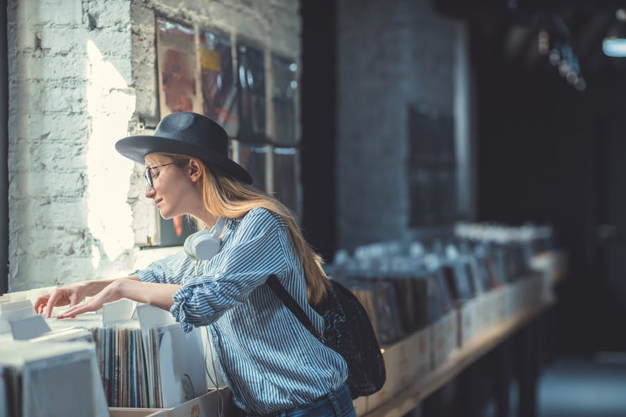 Are vinyl records better than digital downloads?