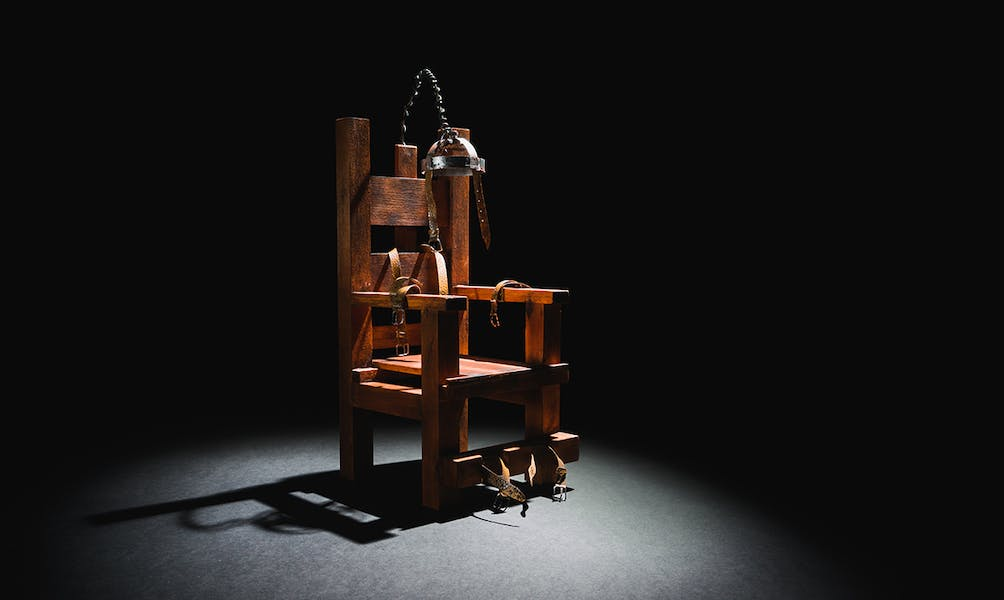 Should capital punishment be banned?