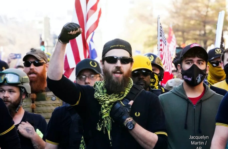Is DHS right domestic extremists more dangerous than foreign terrorists?