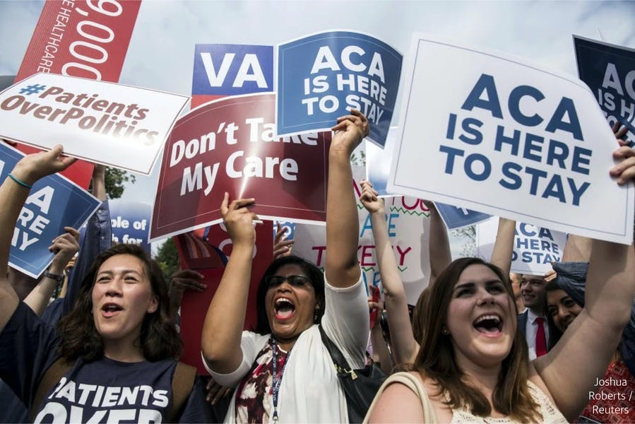 Was SCOTUS right to dismiss challenge to Affordable Care Act?
