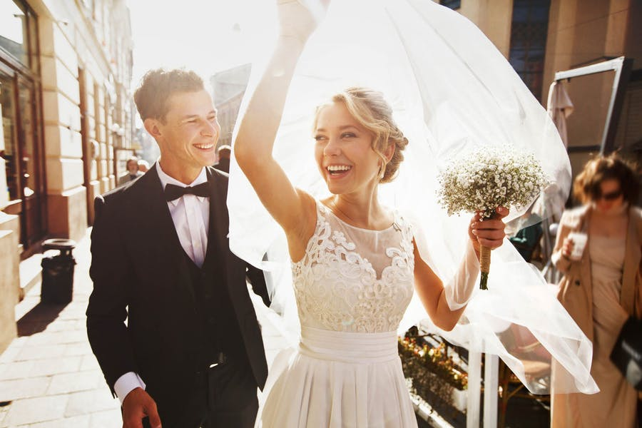 Should you spend a lot on your wedding?