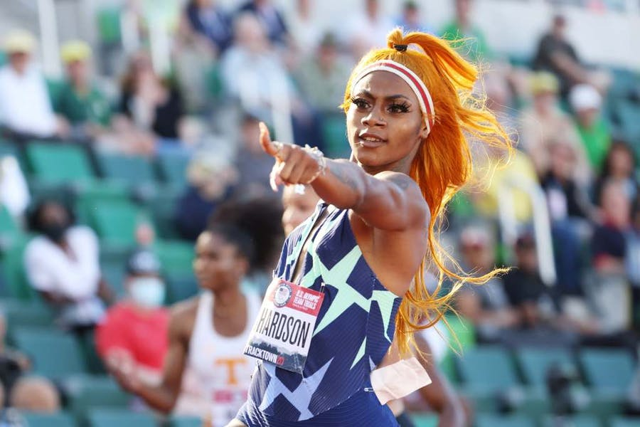 Should Sha'Carri Richardson have been disqualified from Olympics for marijuana use?