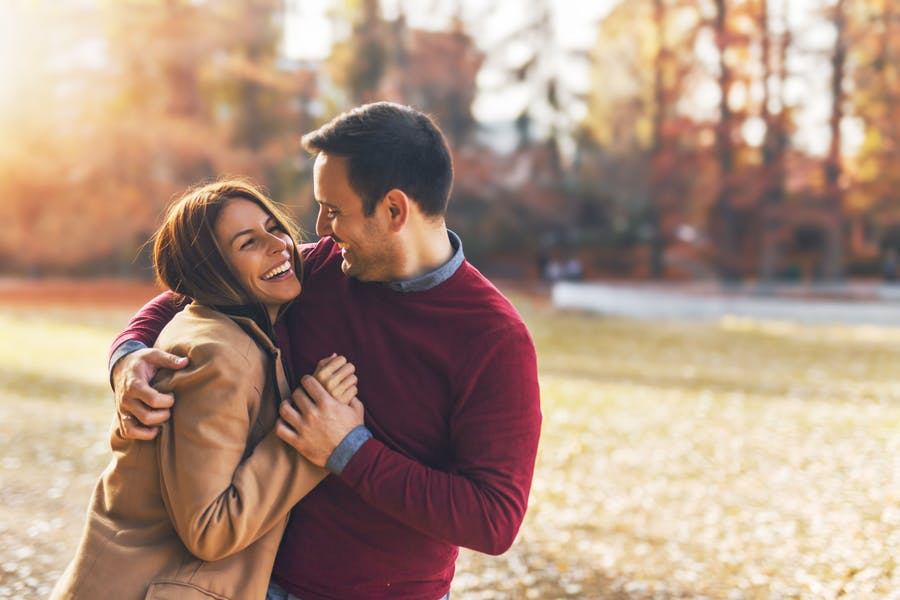 Is love the foundation of a healthy relationship?