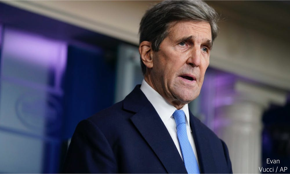 Is John Kerry right 'we are running out of time' to save the planet?