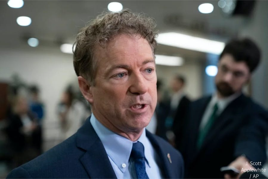Is Sen. Paul right to pursue 'criminal referral' for Dr. Fauci testimony?