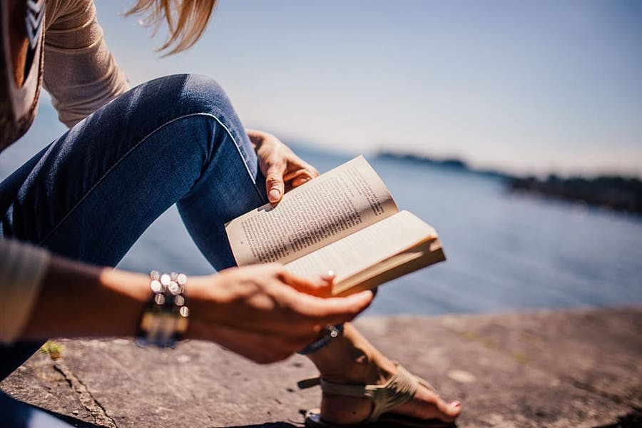 Which are better: e-books or real books?