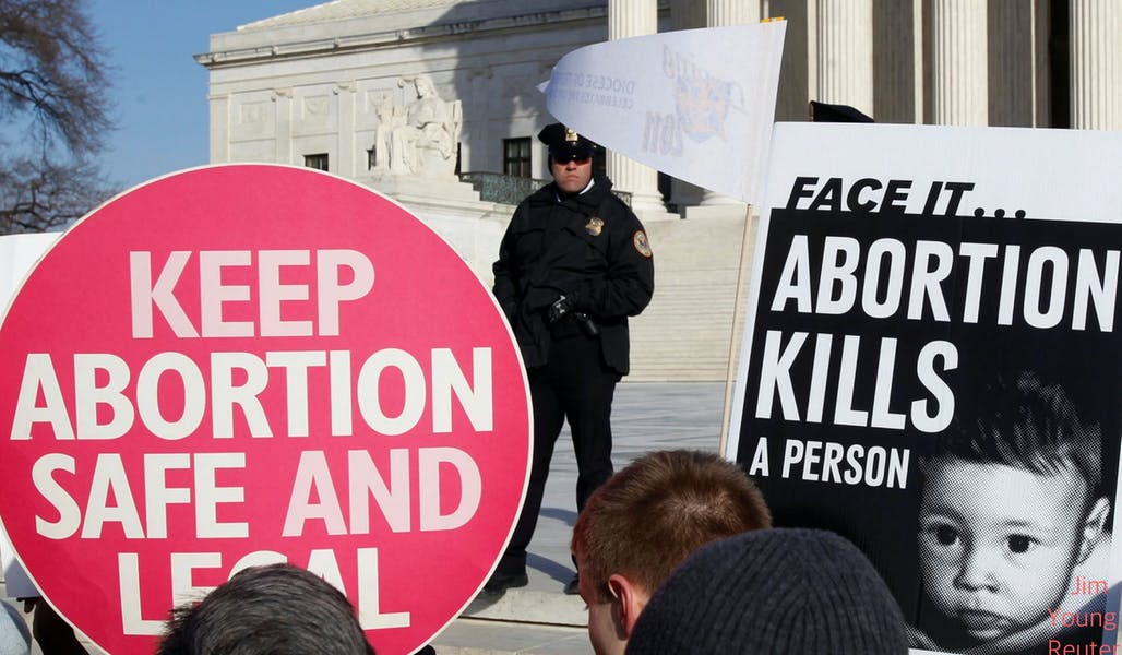 Are GOP lawmakers right to ask SCOTUS to overturn Roe v Wade?