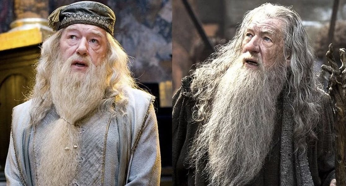 Who would win in a face-off: Gandalf or Dumbledore?