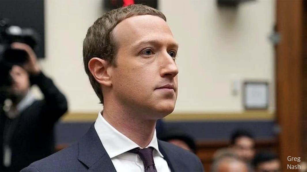 Is filmmaker right Mark Zuckerberg is 'an enemy of the state?'