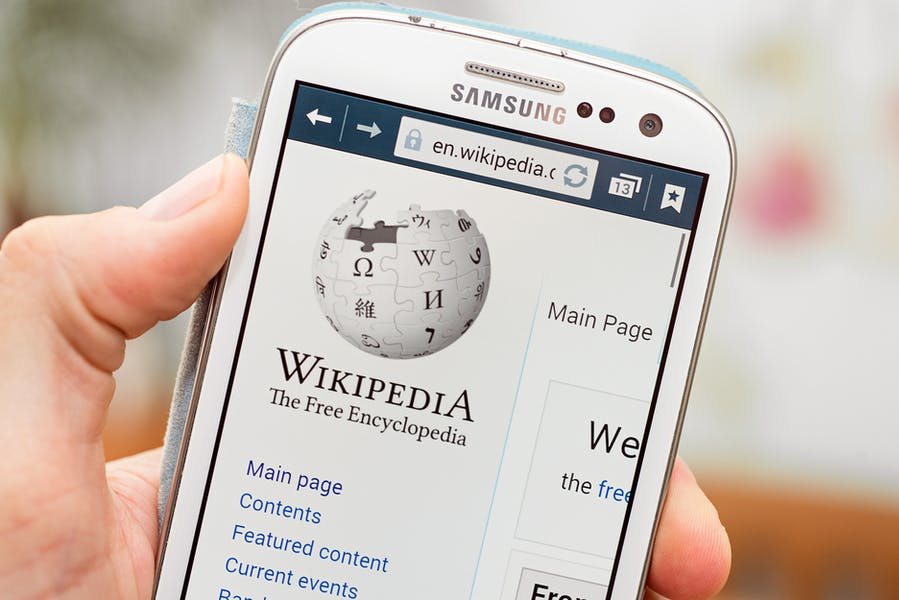 Is Wikipedia a reliable source?