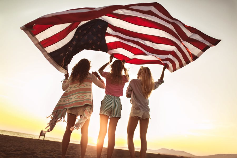 Does America have its own unique culture?