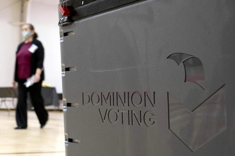 Is Dominion right to sue over election fraud claims?