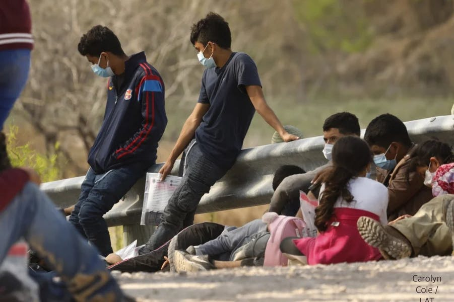 Is Biden right to speed up border asylum process?