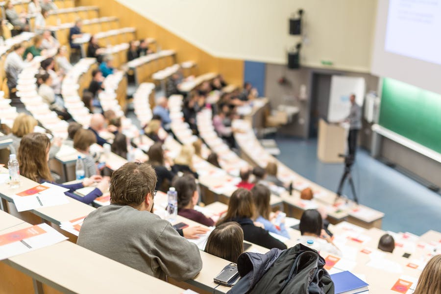 Do universities politically indoctrinate students?