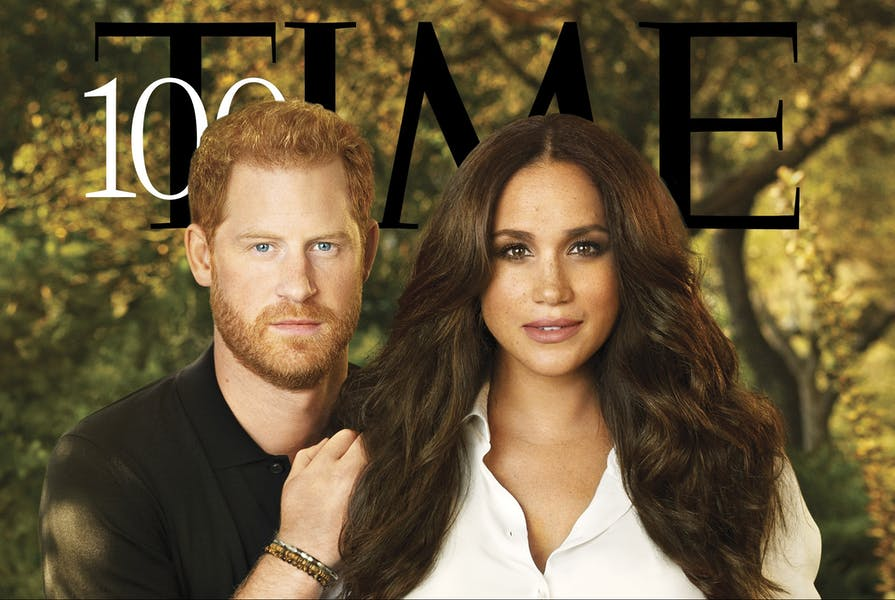 Should Prince Harry and Meghan be on TIME 100 'most influential' list?