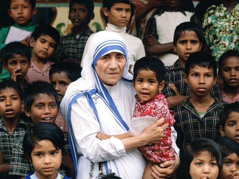 Does Mother Teresa deserve to be a saint?