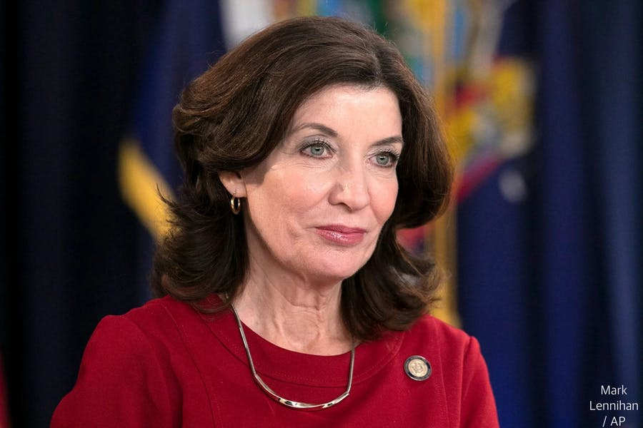 Unvaccinated people 'aren't listening to God:' is NY Gov. Hochul right?