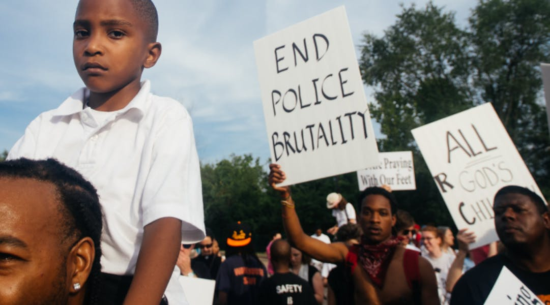 Is police brutality more common today than in the past?