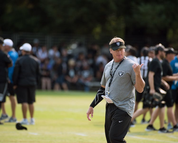 Was Raiders' Jon Gruden right to resign over emails?